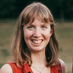 Annie Nürnberg im Portrait