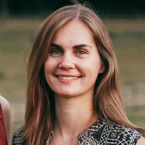 Vera Riffelmann im Portrait