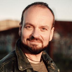 Volker Nürnberg im Portrait